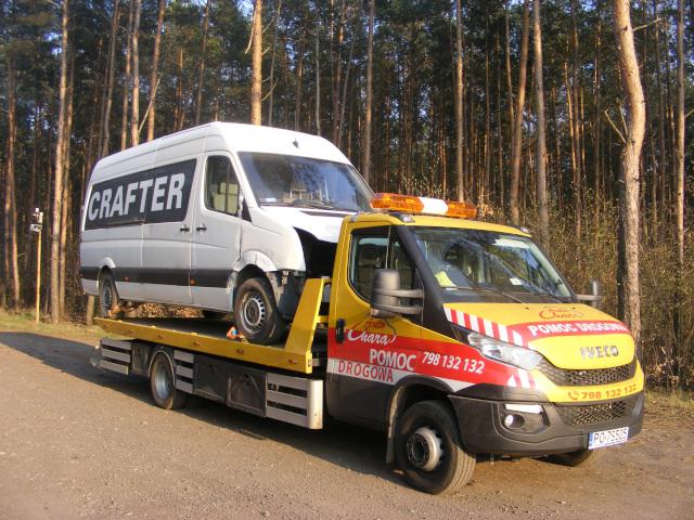 Nasza auto pomoc drogowa